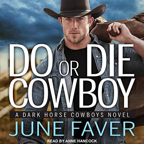 Do or Die Cowboy audiobook cover art