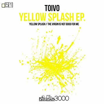 Yellow Splash - EP