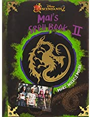 Descendants 2: Mal's Spell Book 2: More Wicked Magic