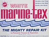 Travaco Marine Tex Epoxy Putty 14oz White Rm306k