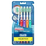 Oral-B All Rounder Toothbrush - 5pk