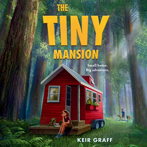 The Tiny Mansion cover art
