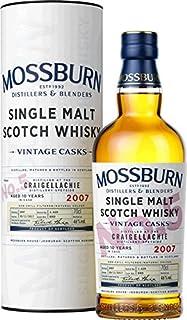 Mossburn Distillers Vintage Cask No. 5 - Speyside Craigellachie Distillery Single Malt Whisky 1 x 0.7 l