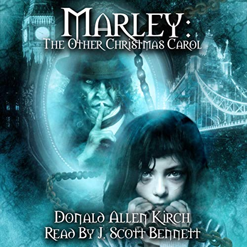 Marley - The Other Christmas Carol cover art