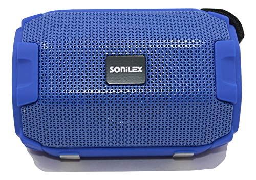 Sonilex Bluetooth Extra Bass Wireless Speaker(SL-BS1003FM)/Light Up