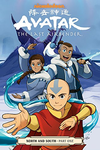 AVATAR LAST AIRBENDER 13 NORTH & SOUTH PART 1 (Avatar the Last Airbender)