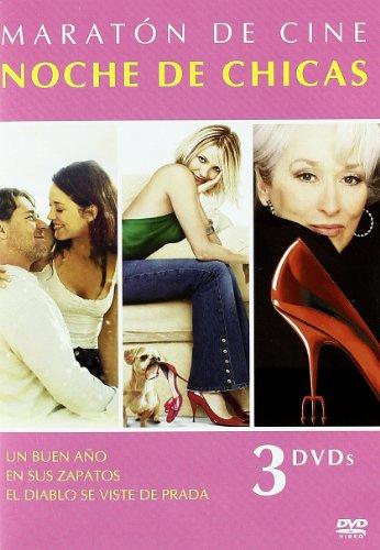 Maraton De Cine: Noche Romantica: Tristan E Isolda / Por Siempre Jamas / Ana Y El Rey - Tri [DVD]