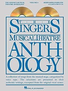 The Singer's Musical Theatre Anthology - Volume 6: Mezzo-Soprano/Belter Accompaniment CDs