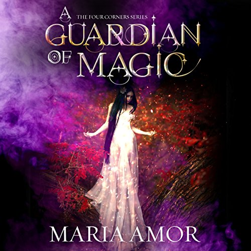 A Guardian of Magic audiobook cover art
