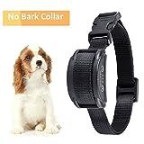URXTRAL Collar Antiladridos para Perros Pequeños y Medianos, Collar Adiestramiento, Utiliza Sonidos y Vibraciones Audibles, Correa Regulable de Nylon, Collar para Perros Pequeños