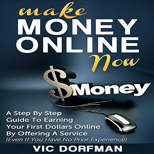 Make Money Online Now cover art