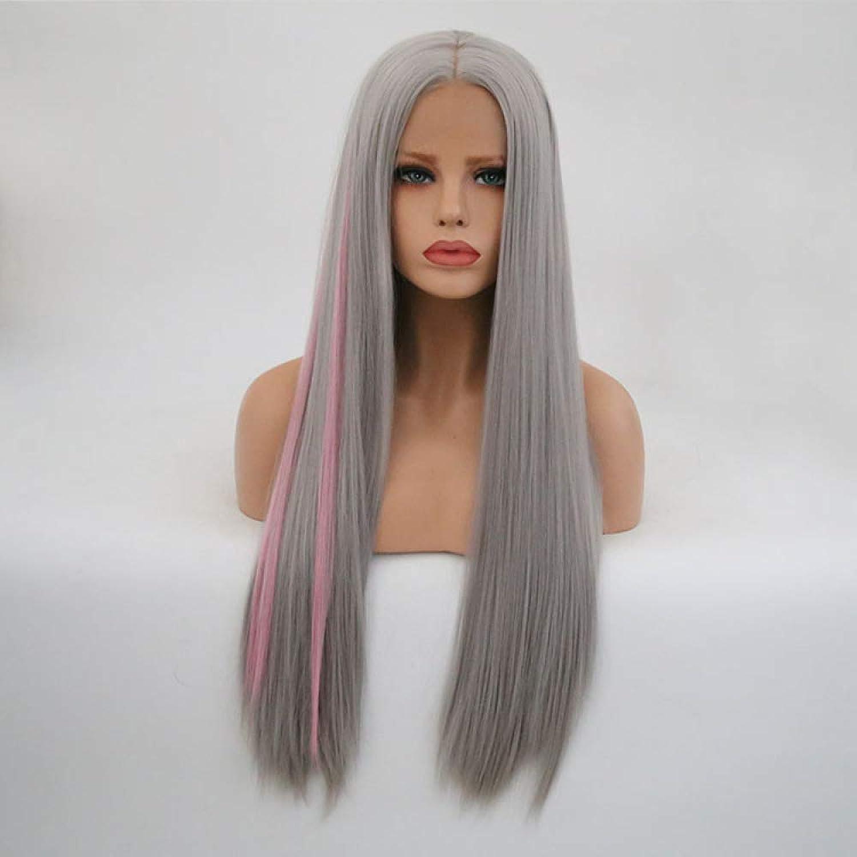 nuevo sádico ZhiGe Pelucas,Peluca Pelucas,Peluca Pelucas,Peluca encaje,Moda pelo largo y recto frente fibra peluca  hasta un 50% de descuento