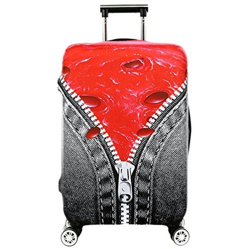 YiJee Bagagli Valigia Copertura Borsa Protettiva Cover Proteggi per Suitcase Come I'immagine 3 L
