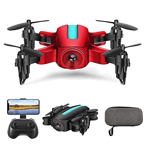 GZTYLQQ Drohne mit Kamera Faltbare...
