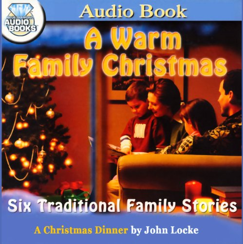 A Christmas Dinner audiobook cover art