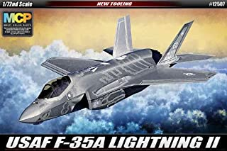 Academy USAF F-35A Lightning II Model Kit