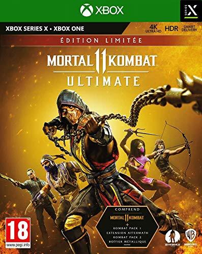 Mortal Kombat 11 Ultimate Steelcase Day 1 (100% uncut) (Deutsche Verpackung)