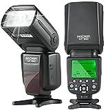 K&F Concept KF882 i-TTL Blitz Flash Blitzlicht Blitzgerät für Nikon