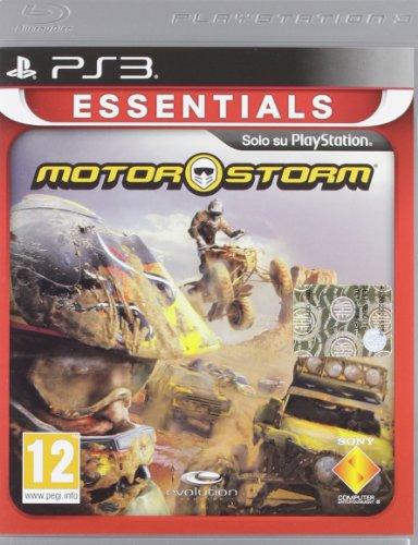 Sony Motorstorm Essentials, PS3 - Juego (PS3, PlayStation 3, Racing, ITA)
