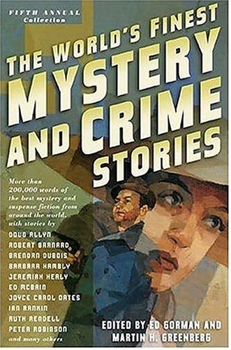 The World's Finest Mystery and Crime Stories 5