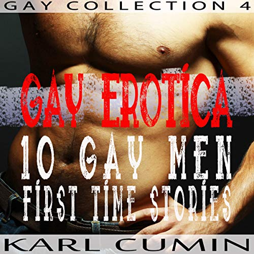 Gay Erotica (Gay Collection, Book 4) audiobook cover art