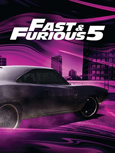 Fast & Furious 5 (4K UHD)