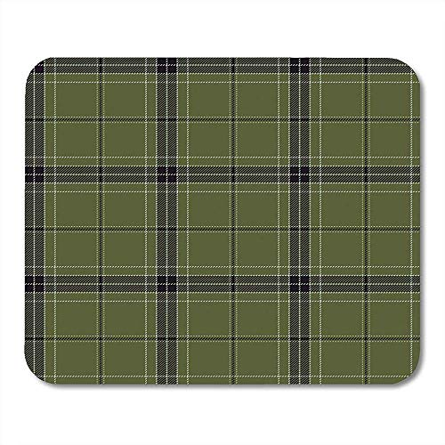 Mouse Pads Flannel Plaid Tartan Traditional Scottish Tiles for Abstract Ancient Mouse pad 25 X 30 CM