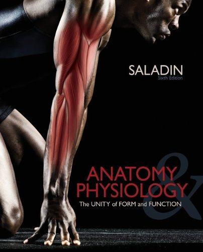 Solve Saladin: Anatomy & Physiology Crossword Puzzles t/a Anatomy & Physiology: The Unity of Form and Function, 6th edit
