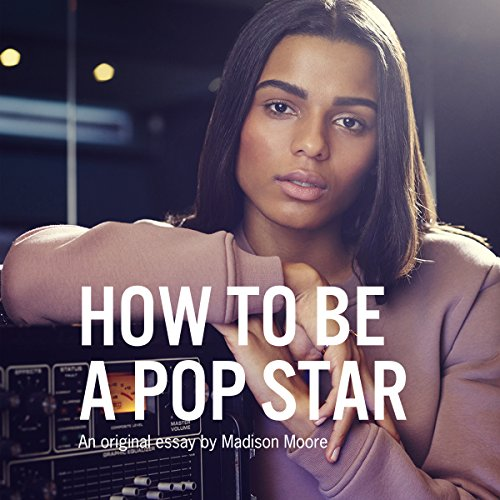 How to Be a Pop Star audiobook cover art