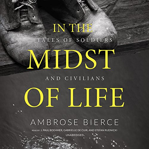 In the Midst of Life audiobook cover art