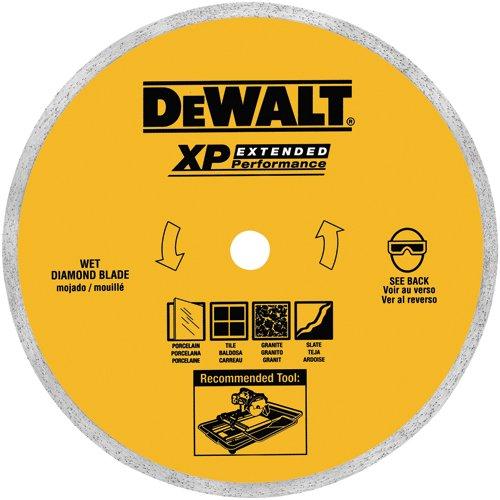 DEWALT Tile Blade, Ceramic, 8-Inch (DW4767L)