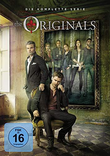The Originals: Die komplette Serie (Staffeln 1-5) (exklusiv bei Amazon.de) [21 DVDs]