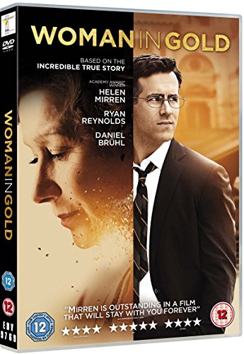 Woman in Gold [DVD] (2015) [UK Import]