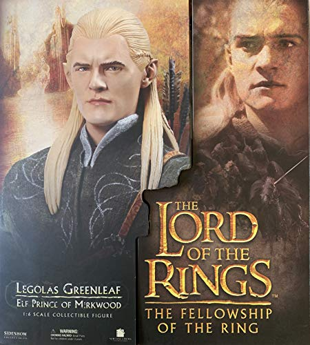 Sideshow Collectibles The Lord of the Rings 12 Action Figure Legolas
