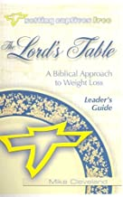 Best the lord's table leader's guide Reviews