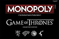 Monopoly: Game of Thrones Collector's Edition [並行輸入品]