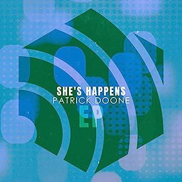 She's Happens - EP