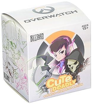 Overwatch Cute But Deadly Series 3 Deluxe Vinyl Figure in Blind Box