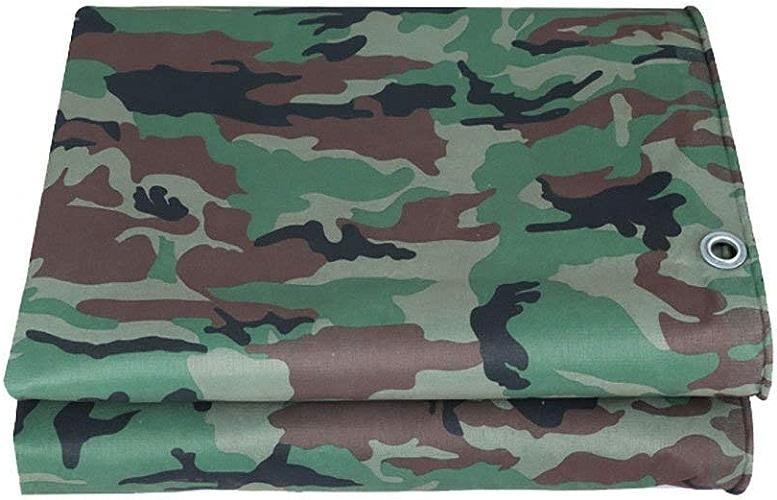 HUIYUAN Tente Extérieure Imperméable De Bache De Camouflage Robuste