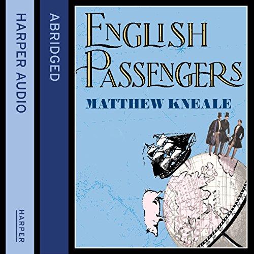 English Passengers audiobook cover art