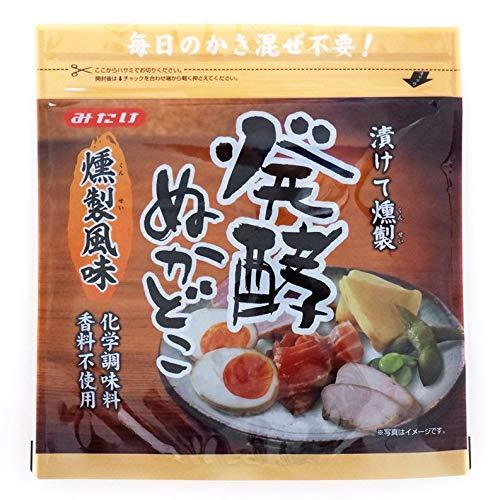 【ネコポス】発酵ぬかどこ燻製風味500g