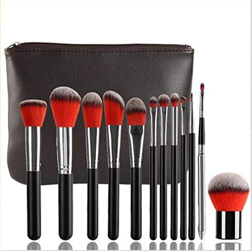 M-Y-L 12-delige make-upkwastenset kwasten professionele make-up kwasten schoonheid gereedschap make-up kwasten set