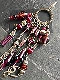 Schlüsselanhänger, Taschenbaumler, Glücksbringer, Anhänger, keyfob, keychain, Geschenk,...