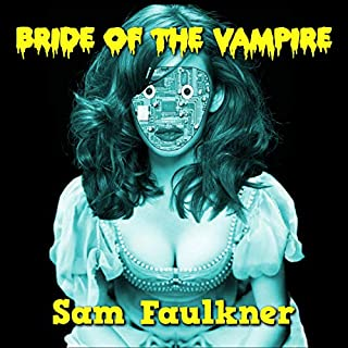 Bride of the Vampire audiobook cover art