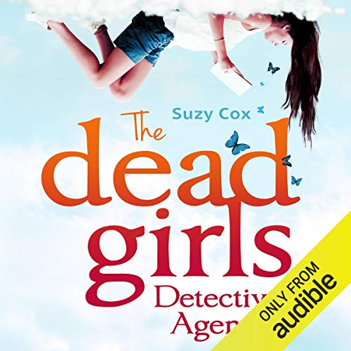 The Dead Girls Detective Agency cover art