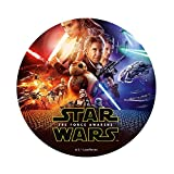 Dekora-231269 Star Wars Le réveil de la Force, 20 cm de diamètre, Multicolore