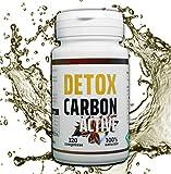 DETOX CARBON ACTIVE | Dimagrante Detox | Brucia Grassi | Per Perdere Peso Velocemente | Eccezionale Per...