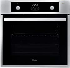 HORNO WHIRLPOOL INDEPENDIENTE Digital (Absolute Core) Pp + Guia, Inox