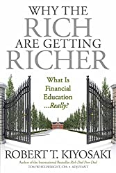 Robert Kiyosaki Books - Why The Rich Are Getting Richer