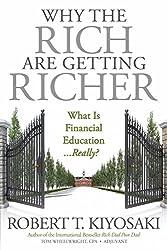 Robert Kiyosaki Books - Why The Rich Are Getting Richer